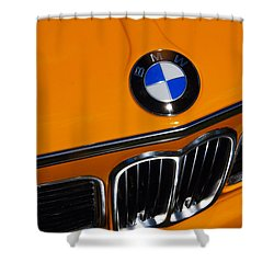 Bavarian Auto Werkes Shower Curtain