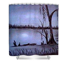 Bayou Dreams Shower Curtain