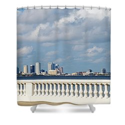 Bayshore Shower Curtain
