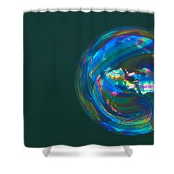 Bazinga Shower Curtain