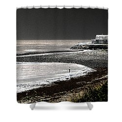 Beach Comber Shower Curtain