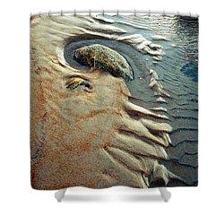 Beach Dreaming  Lll Shower Curtain
