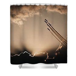 Shower Curtain featuring the photograph Beautiful 5 by Paul Job