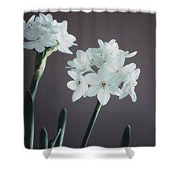 Beautiful Bloomer Shower Curtain