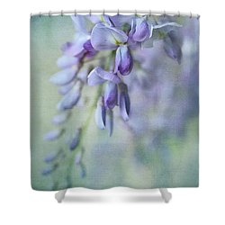 Beautiful Blue Shower Curtain