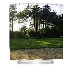 Shower Curtain featuring the photograph Beautiful Earth by Verana Stark