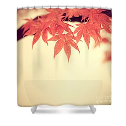 Beautiful Fall Shower Curtain