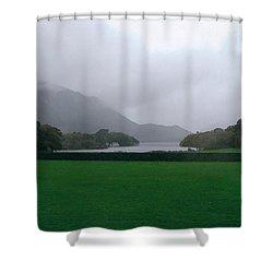 Beautiful Ireland Shower Curtain