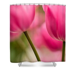 Beautiful Stems Shower Curtain by Mike Reid