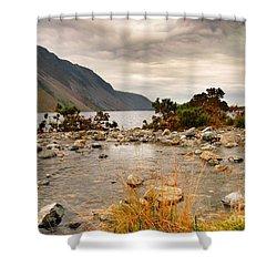 Beautiful Wastwater Shower Curtain