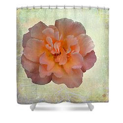Beauty Captured Shower Curtain