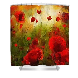 Beauty In Bloom Shower Curtain