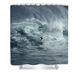 Beauty Of The Extreme Shower Curtain by Bob Christopher