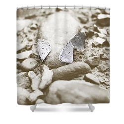 Beauty X3 Shower Curtain
