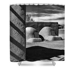 Bee Hive Ovens Shower Curtain