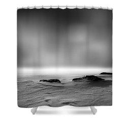 Before Sunrise Shower Curtain by Bob Orsillo