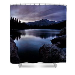 Before Sunrise Shower Curtain by Steven Reed