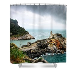 Before The Storm Shower Curtain by William Beuther