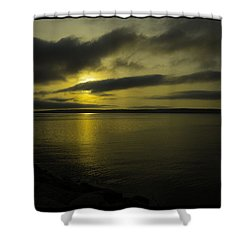 Bell Island Shower Curtain