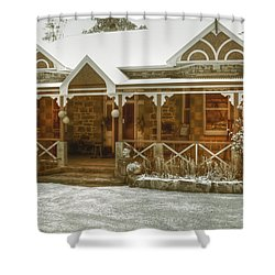 Bella Vista Shower Curtain