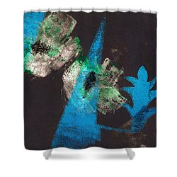 Below The Sea Shower Curtain