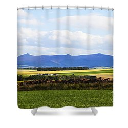 Bennachie Shower Curtain