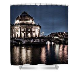 Berlin - Bode-museum Shower Curtain by Hannes Cmarits