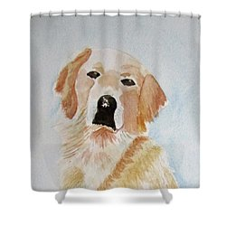 Best Friend 2 Shower Curtain