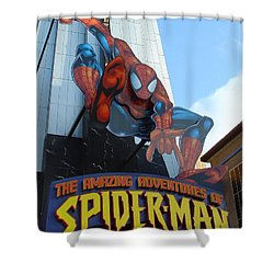 Shower Curtain featuring the photograph Best Ride In Florida by David Nicholls