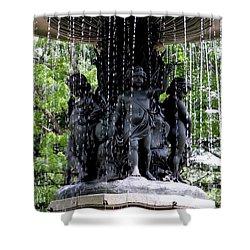 Bethesda Boys Shower Curtain