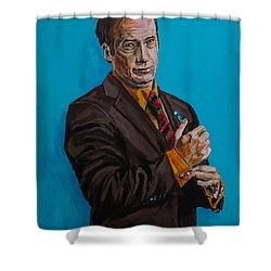 Better Call Saul Shower Curtain