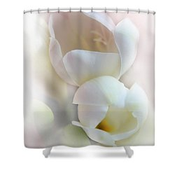 Better Together Shower Curtain by Kume Bryant