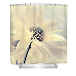 Between Here And Heaven Shower Curtain
