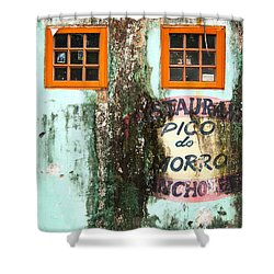 Between Time Marks Limited Edition 1 Of 1 Shower Curtain