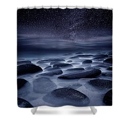 Beyond Our Imagination Shower Curtain by Jorge Maia