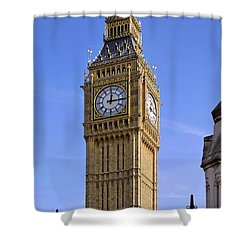 Big Ben Shower Curtain by Stephen Anderson