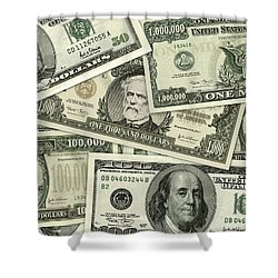 Big Bills Shower Curtain