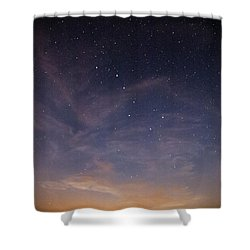 Big Dipper Shower Curtain