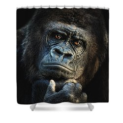 Big Dreamer Shower Curtain