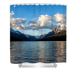 Big Sky Shower Curtain by Aaron Aldrich