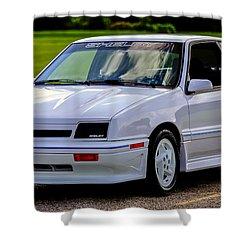 Birthday Car 01 Shower Curtain