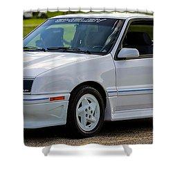 Birthday Car 03 Shower Curtain