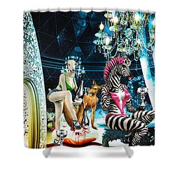 Bizanca Shower Curtain
