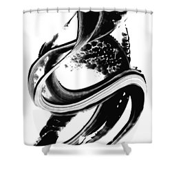 Black Magic 313 By Sharon Cummings Shower Curtain