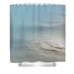 Black Opal Beauty Shower Curtain