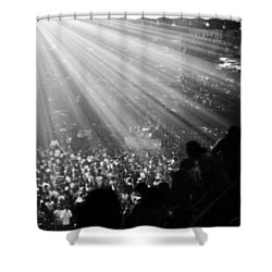 Black Sabbath #9 Shower Curtain