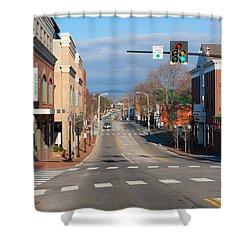 Blacksburg Virginia Shower Curtain