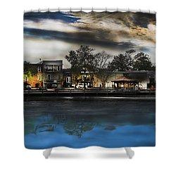 Blackwater River Shower Curtain