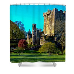 Blarney Castle - Ireland Shower Curtain