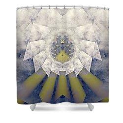 Blast Off Shower Curtain